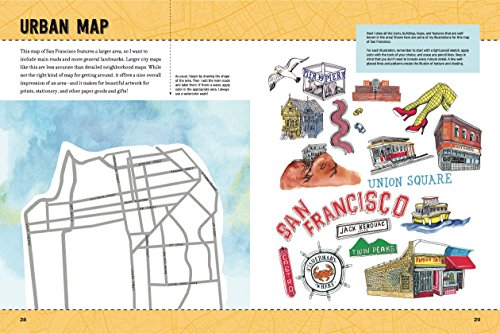 The Art of Map Illustration: A step-by-step artistic exploration of contemporary cartography and mapmaking (Artistry)