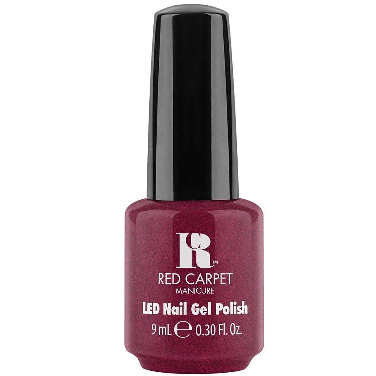 あらゆる種類の性差別大使Red Carpet Manicure - LED Nail Gel Polish - Fu-You, I Do! - 0.3oz / 9ml