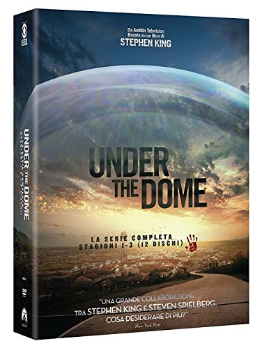Under The Dome Stg. 1,3 Completa (Box 12 Dvd)