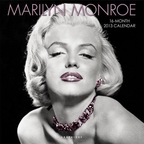 Marilyn Monroe 2013 Calendar
