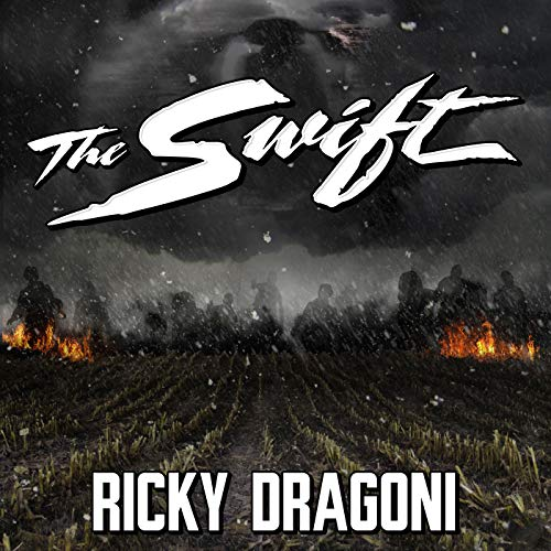 The Swift audiobook cover art