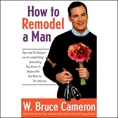 How to Remodel a Man audiobook cover art