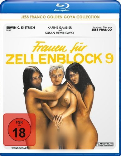 Women in Cellblock 9 ( Frauen für Zellenblock 9 ) (Blu-Ray)