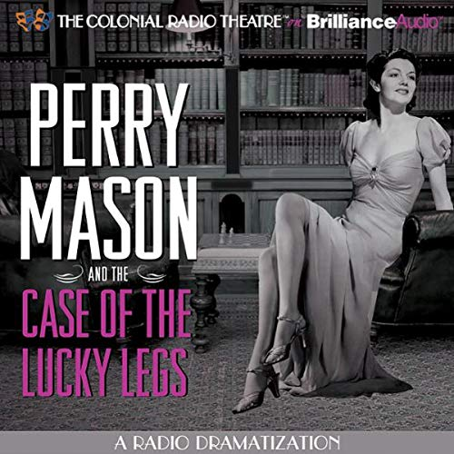 Perry Mason and the Case of the Lucky Legs Titelbild