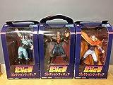 北斗の拳 コレクションフィギュア Vol.3 リュウガ シュウ サウザー 全3種 セガ/海洋堂2002