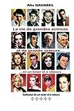La vie de grandes actrices et de grands acteurs... en un éclair et à rebours