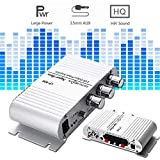 Eaglerich USBポート FM LP-808 LePai 12V 車 自動車 ミニMP3 Hi-Fi ステレオ オーディオ アンプ