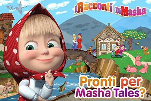 I Racconti di Masha - Cappuccetto Rosso e Altre Storie (DVD)