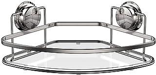 Ventilador de estante de almacenamiento sin soporte angular de perforación Estante de acero inoxidable Almacenamiento de d...