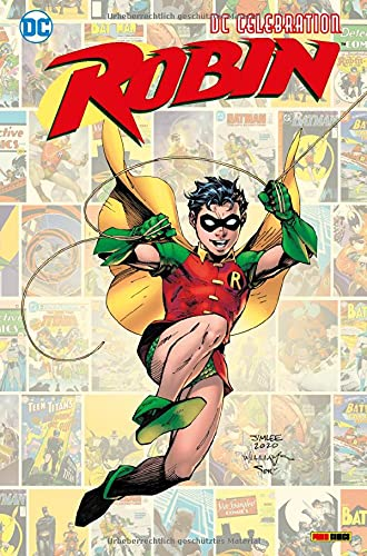 DC Celebration: Robin
