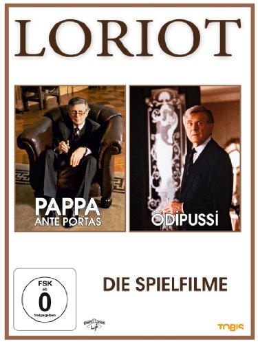 Loriot - Die Spielfilme - Pappa ante Portas / Ödipussi [2 DVDs]