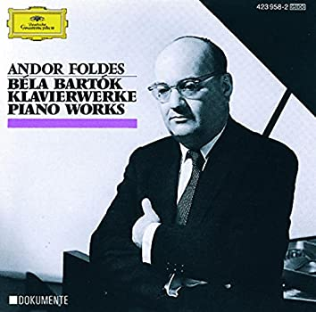 Bartók: Piano Works
