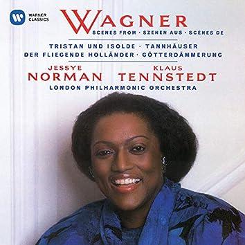 Wagner: Scenes from Tristan und Isolde, Tannhäuser, Der fliegende Holländer & Götterdämmerung