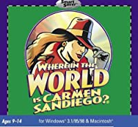 Where In The World Is Carmen Sandiego? (Jewel Case) (輸入版)