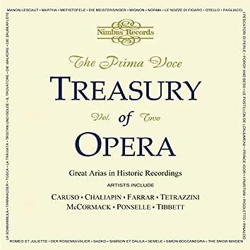 The Prima Voce Treasury of Opera, Vol. 2
