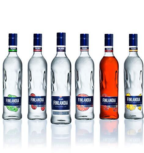 Finlandia Vodka - 40% Vol. (1 x 0.7 l)/Reinheit, purer Geschmack und Qualität auf ganz natürliche Weise. - 5