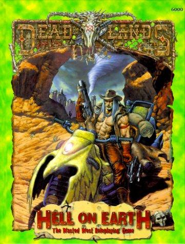 Deadlands: Hell On Earth (PEG6000)