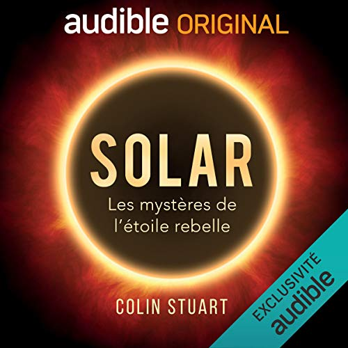 Solar : les mystères de l'étoile rebelle cover art