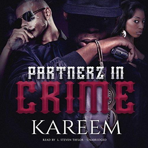 Partnerz in Crime audiobook cover art