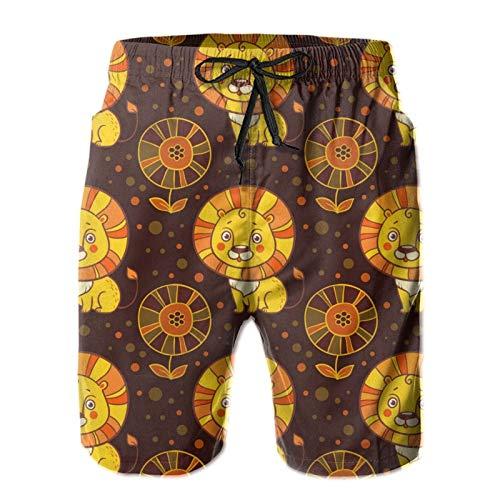 MayBlosom Herren Strand-Shorts Baby of...
