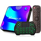 Best Android Streaming Boxes - [2021 Latest]Android TV Box 11.0 4GB RAM 64GB Review