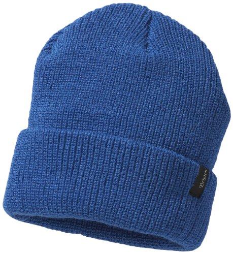 BRIXTON Beanie Heist - Gorro de esquí, Color Azul, Talla única