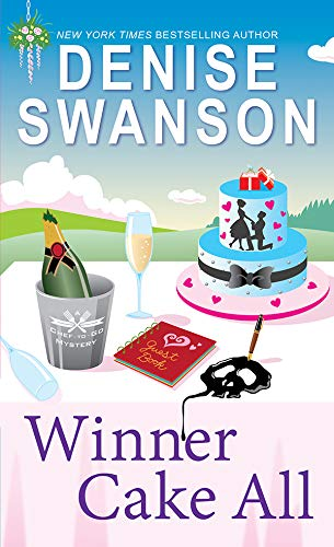 Winner Cake All (Chef-to-Go Mysteries Book 3) by [Denise Swanson]