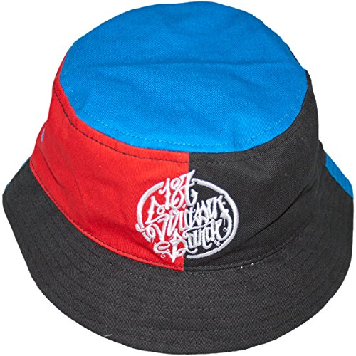 187 Strassenbande Original Multicolor Bucket HAT Multicolor S-M 7 1/4