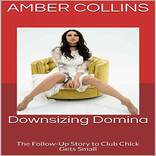 Downsizing Domina Audiobook By Amber Collins cover art