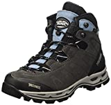 MEINDL Damen Air Revolution Lady Ultra Trekking-& Wanderstiefel, Grau (Anthrazit/ Azur 31), 40 EU (6.5 UK)