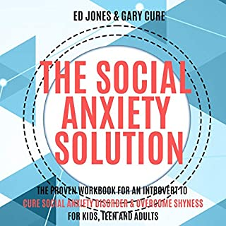 The Social Anxiety Solution cover art