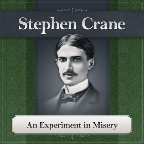 An Experiment in Misery audiobook cover art