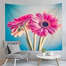 75CMX85CM 3D digitaal printen plant bloem wandtapijt muur opknoping deken art deco strand doek yoga mat