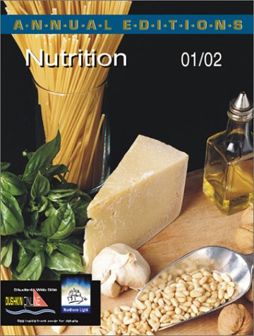 Annual Editions: Nutrition 01/02