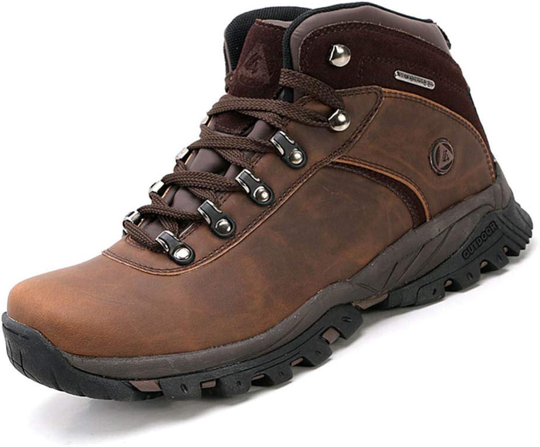 Bergort Hiking shoes Men Trekking Tactical Camping Sneakers Antiskid shoes