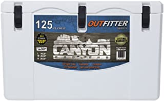 Canyon Coolers Outfitter 125 white marble