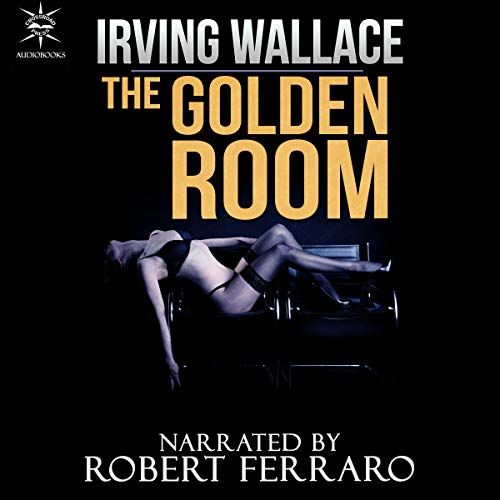 The Golden Room  By  cover art