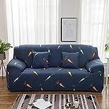 WXQY Juego de Funda de sofá elástica, Funda de sofá...