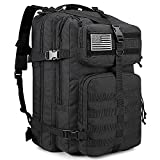G4Free 50L Tactical Backpack 3 Day Assault Pack Outdoor Bug Out Bag Military Style for Trekking Camping Fishing Hiking