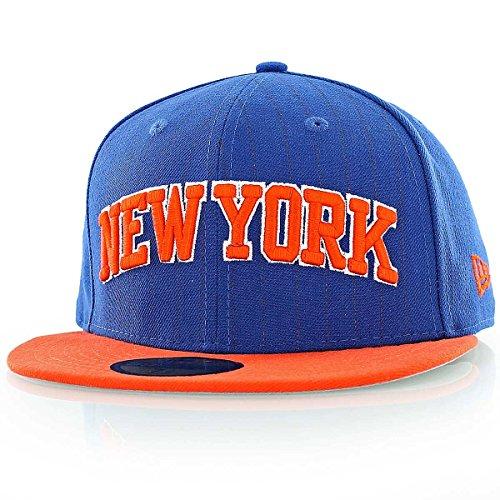 New Era NBA NEW YORK KNICKS Pincrown 59FIFTY Cap