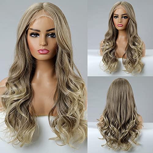 conseguir pelucas mujer marron encaje frontal on-line