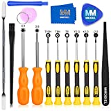 MMOBIEL Professional Repair screwdriver Toolkit compatible with Nintendo Switch 3DS and Wii NES SNES DS Lite GBA GameCube