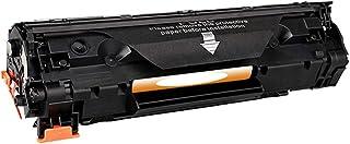 AMS-CB435A - Cartucho de tóner para impresora láser HP Laserjet P1002/1003/1004/1005/1006/1009 Canon LBP3010/3015/3018/3108/3100/3150 (1 unidad)