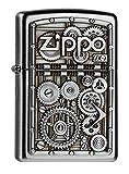 Zippo 2004497 Lighter, Metal, Silver,...