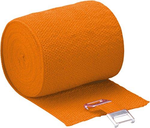 Höga Lastic-Color, orange, 6 cm x 5 m gedehnt, dauerelastische Idealbinde, 1er Pack (1 x 0.036 kg)