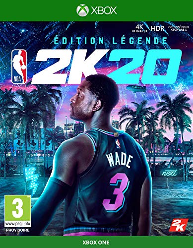 NBA 2K20 Legend Edition Xbox One Juego