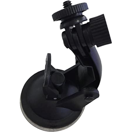 Imported Windshield Car Suction Cup Mount Tripod Stand Holder for Gopro Hero 4 1 2 3