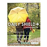 Daily Shield+ 500mg EpiCor® Whole Yeast Fermentate - Increases Immunoglobulin A Levels - Year-Round Protection - 28 Day Supply - Developed by FutureYou Cambridge, UK