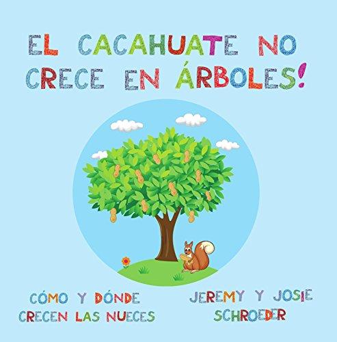 El cacahuate no crece en árboles!