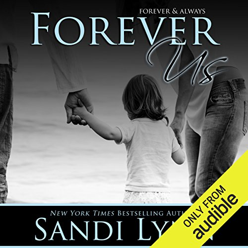 Forever Us audiobook cover art